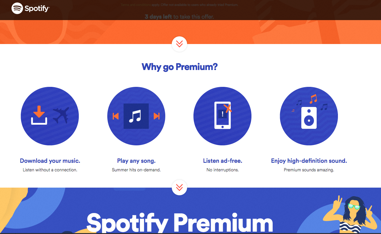 Deal of the Week! Spotify Edition- Limited time! | The iPhone